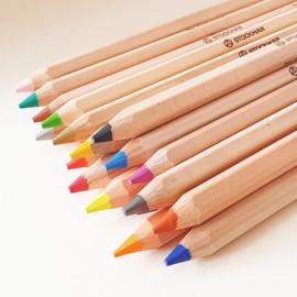 Kleurpotloden set