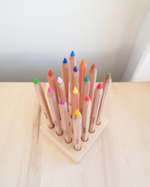 Opberger voor potloden