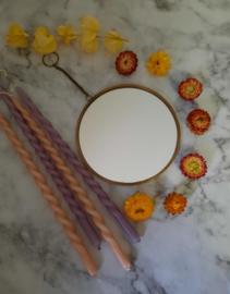 Spiegel gouden rand