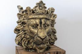 Jungle vaas leeuw