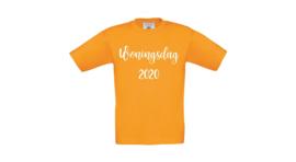 T-shirt kind woningsdag 2020