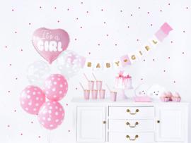 It's a girl! / Het is een meisje! feestpakket