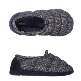Pantoffels heren grijs comfy | slippers extra zacht