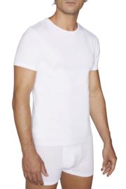 T-shirt YM korte mouwen | wit, grijs, blauw of zwart