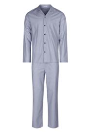 Pijama lang blue woven Huber | Woven tender