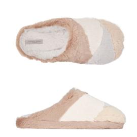Pantoffels dames creamy | Slippers extra zacht