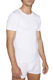Thermisch shirt Ronde hals YM | korte mouwen | wit of zwart
