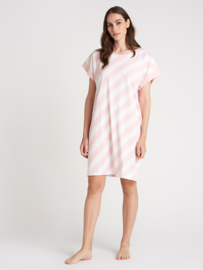 Nanso nacht shirt big Kulma roze