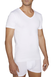 T-shirt YM | korte mouwen | wit of zwart