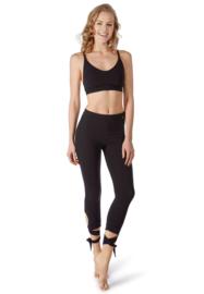 Sport legging SK | zwart | Yoga & relax performance
