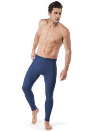 Heren sport broek lang Skiny | Olymp | blauw
