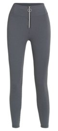 Legging Fantasie fashion | mini me | grijs ruit | YM