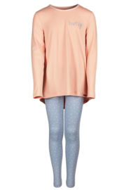 Tiener pyjama Skiny  lang | lovely girls | rose cloud