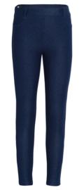 Legging fashion kind fantasia jeans blauw | mini me | YM