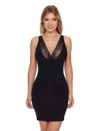 Corrigerende jurk 5536 Susa | zwart