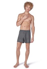 Heren boxer short lang Skiny | Cool Comfort | frost grey