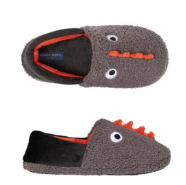 Pantoffels kinderen draak | slippers extra zacht
