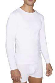 T-shirt YM lange mouwen | wit, grijs, blauw of zwart