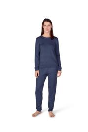 Slaap shirt mood indigo Huber | 24 hours women sleep