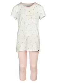 Tiener pyjama Skiny  3/4 | lovely girls | ivory galaxy selection
