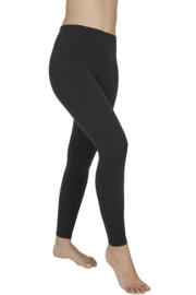 Thermische legging vrouw | Zwart | YM