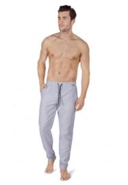 Lange broek crownblue stripe | Sloungewear