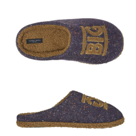 Pantoffels heren dream big | slippers extra zacht
