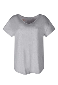 Slaap shirt grey melange | Sleep & dream