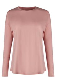 Slaap shirt lange mouw rose dawn | Sleep & dream