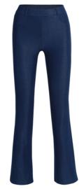 Legging Fantasie fashion | flare | blauw | YM