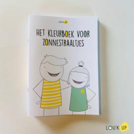 Het kleurboek voor zonnestraaltjes
