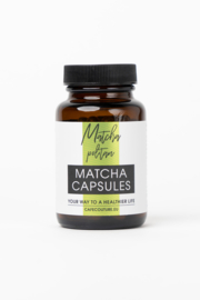 Matcha Capsules