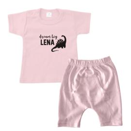Zomer pyjama   Dream Big Dino