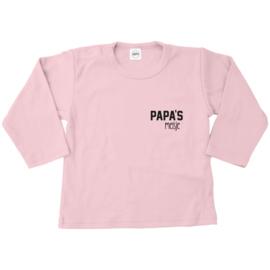 Shirt | Papa's meisje