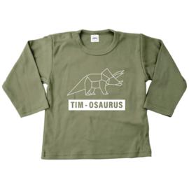 Shirt | Dino naam