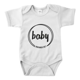 Romper | Baby op komst