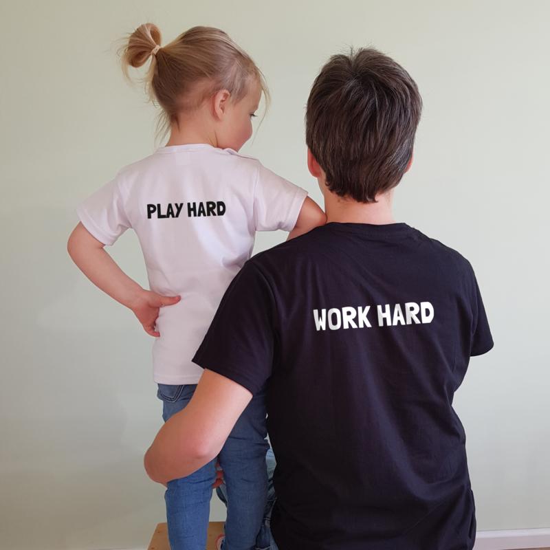Twinning set   Work hard, play hard