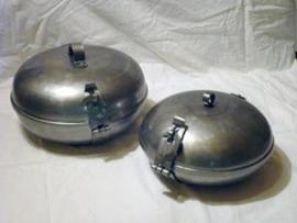 "Hongaarse kookpan (RVS) ""DisCuss"" 22 cm"