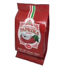 Pittige paprika poeder (Hongaars) zakje 50 gram