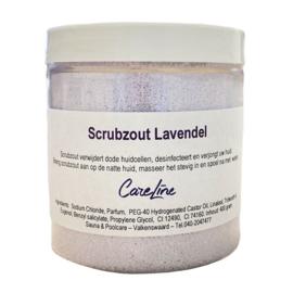 Careline Scrubzout Lavendel