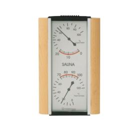 Sauna Thermo / Hygrometer luxe