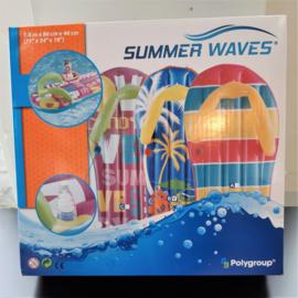 Summer Waves slipper