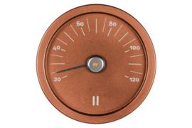 Rento Design thermometer koper