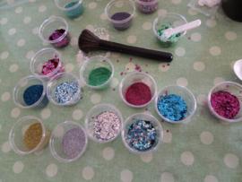 Kies zelf geur, kleur en glitter Waxmelt