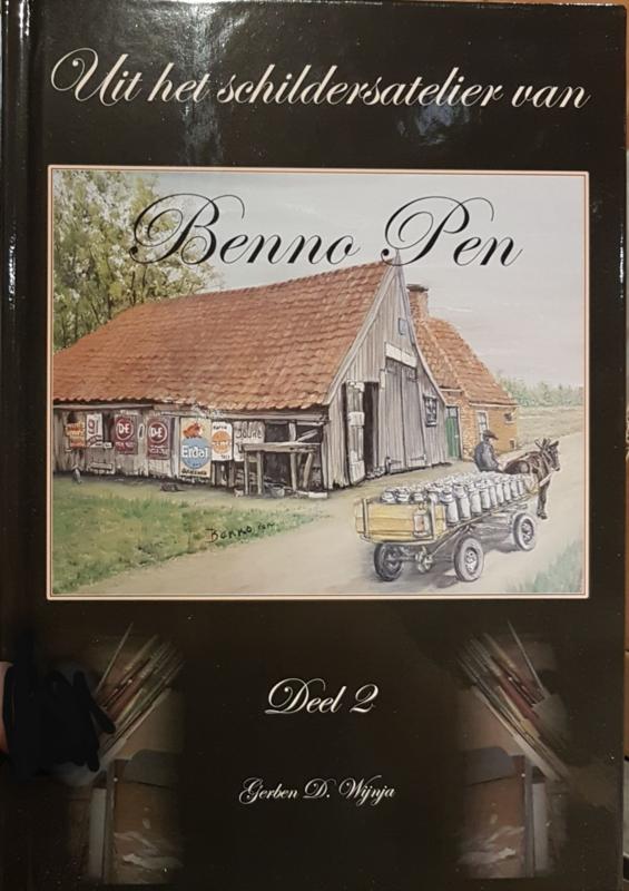 Uit het schildersatelier van Benno Pen deel 2