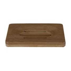 Zeephouder Van Bamboe voor Twee Shampoo Bars of Zeep