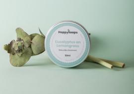 Eucalyptics & Lemongrass Natuurlijke Deodorant
