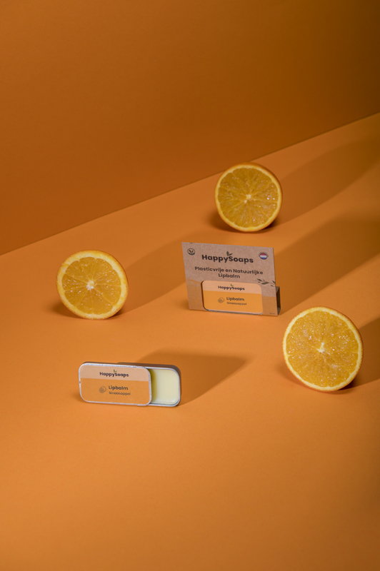 Sinaasappel Lipbalm
