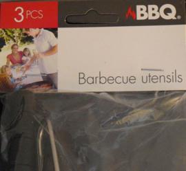 Barbecue gereedschapsset