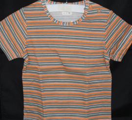 Gestreept shirt, Picco Mini, mt 18 mnd